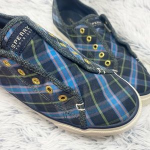 Sperry Top Slider Seacoast Ultramarine Shoes